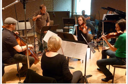 Studio Conducting